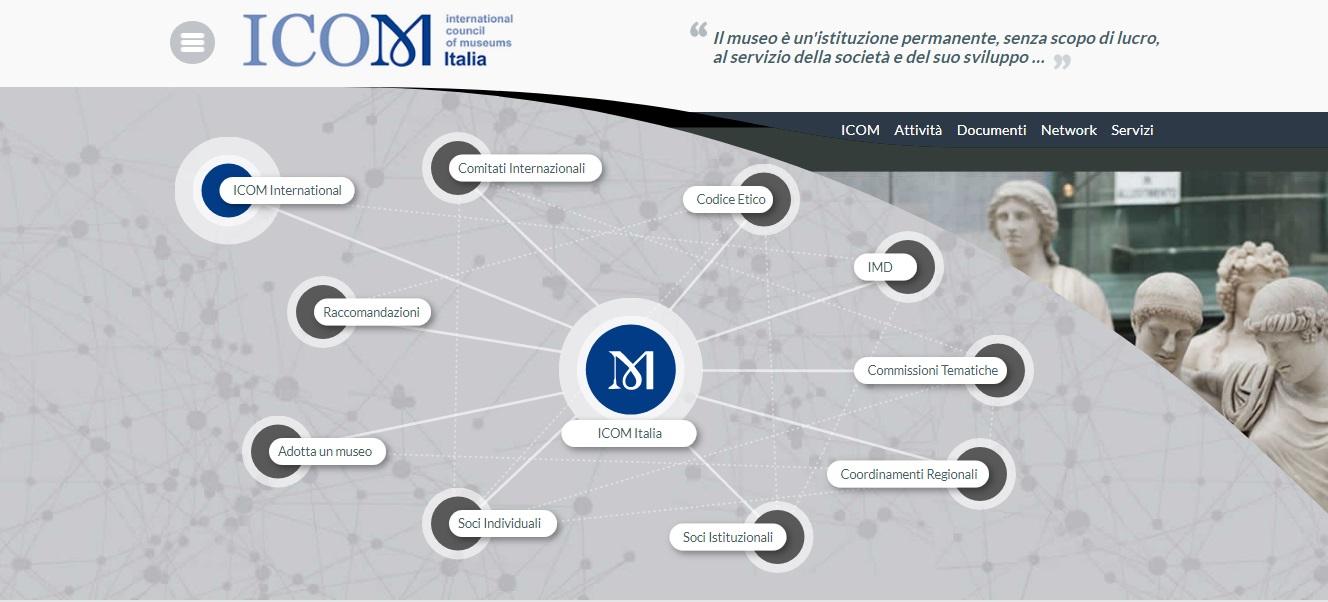Benvenuti nel nuovo sito di ICOM Italia