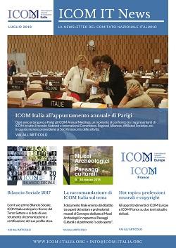 ICOM IT NEWS - Luglio 2018