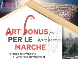 Percorso di formazione sull'Art Bonus e partnership development