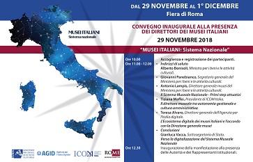 Il direttore museale tra autonomia scientifica e cultura amministrativa: l'intervento del presidente di ICOM Italia
