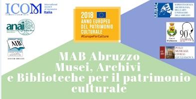 Primo incontro della rete MAB d'Abruzzo per la promozione del patrimonio culturale e per una nuova legge regionale