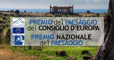 Premio del Paesaggio del Consiglio d'Europa / Premio Nazionale del Paesaggio