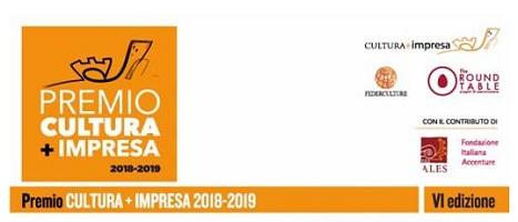 Premio CULTURA + IMPRESA 2018 / 2019