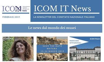 ICOM IT NEWS –  Febbraio 2019