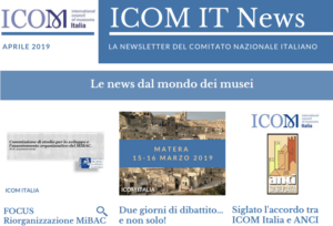 ICOM IT NEWS - Aprile 2019