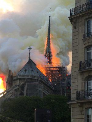 La dichiarazione ufficiale di ICOM International sul devastante incendio di Notre Dame de Paris