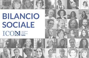 Bilancio Sociale ICOM Italia 2018