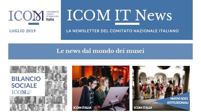ICOM IT NEWS - luglio 2019