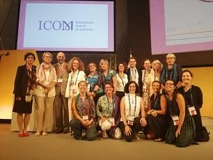Il Comitato Nazionale italiano a ICOM Kyoto 2019