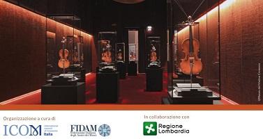 Mecenatismo, filantropia, sponsorizzazione a sostegno delle istituzioni museali | Cremona, 30 ottobre 2019