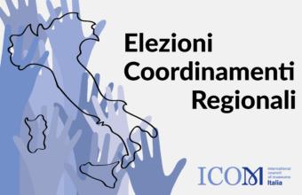 Elezioni dei Coordinamenti Regionali di ICOM Italia